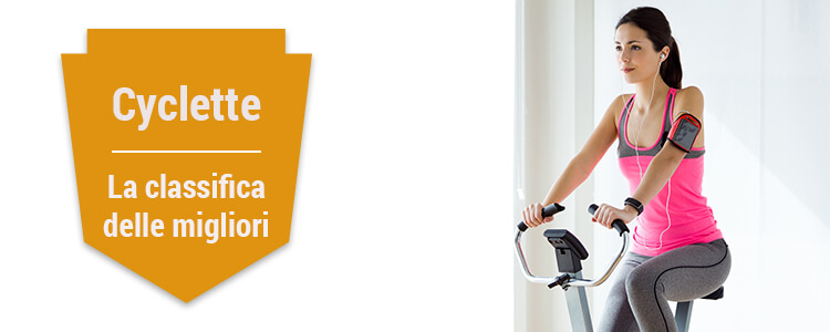 recensione cyclette