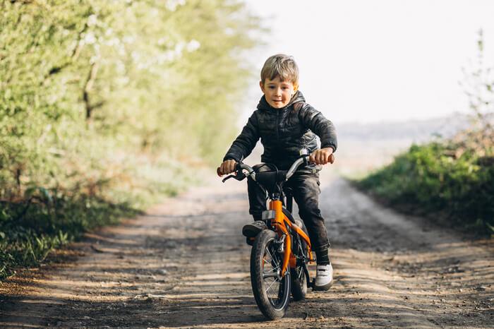 Bici per bambini immagine in evidenza